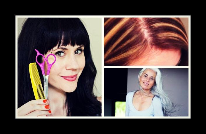 4 Λάθη στα μαλλιά που σε μεγαλώνουν!