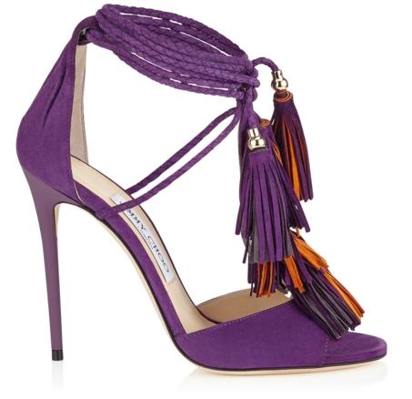 Γυναικεία παπούτσια Jimmy Choo Άνοιξη - Καλοκαίρι 2016!  a945ee83686