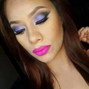 mov smokey eye makeup