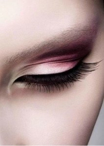 ombre makeup