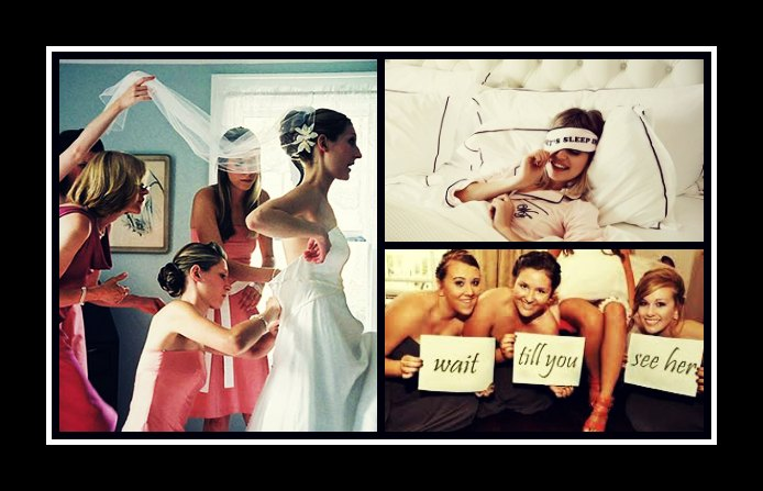 Πως να περάσεις τη τελευταία νύχτα πριν το γάμο σου!