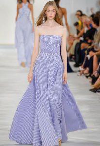 white-blue dress