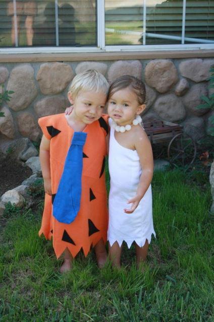 Flintstones costume