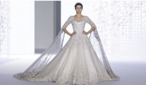 Ralph & Russo wedding gown