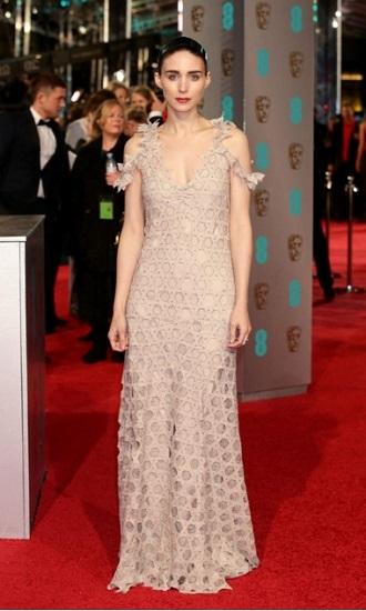 Rooney Mara kokkino xali