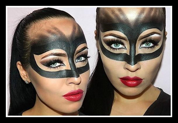 Catwoman: Πως να πετύχεις το μακιγιάζ στις απόκριες!