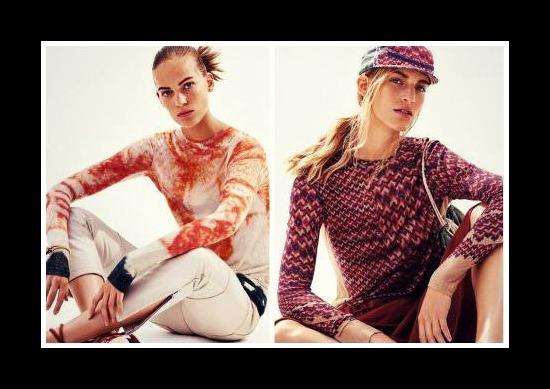 Η νέα collection της H&M για την άνοιξη/καλοκαίρι 2016