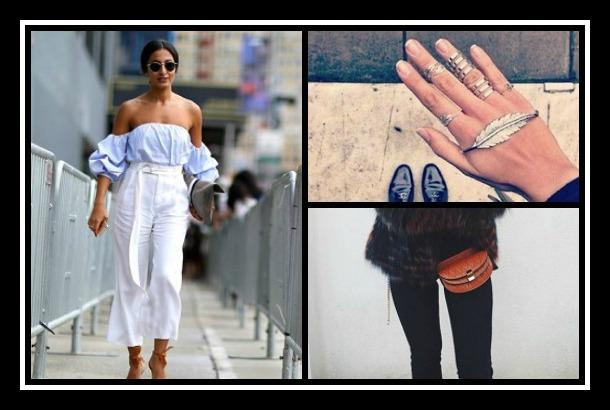 Τα 8 καλύτερα Fashion trends για Άνοιξη - Καλοκαίρι 2016!