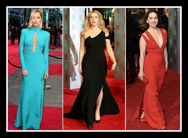 BAFTA 2016: Οι πιο καλοντυμένες celebrities!