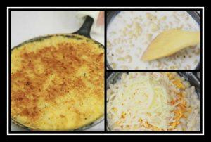 Γρήγορη και εύκολη συνταγή για mac and cheese!