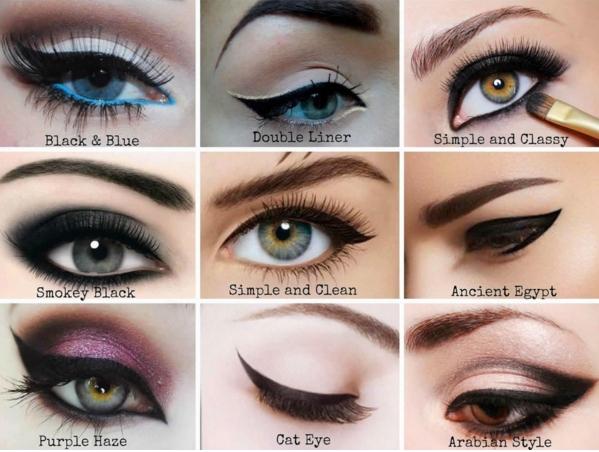 6 Βήματα για να κάνεις ένα Dramatic Makeup ματιών!  3e93d587831