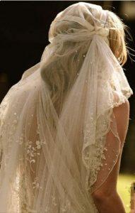 modern veil