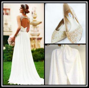 Τι να φορέσεις αν κάνεις γάμο σε εξωτερικό χώρο!