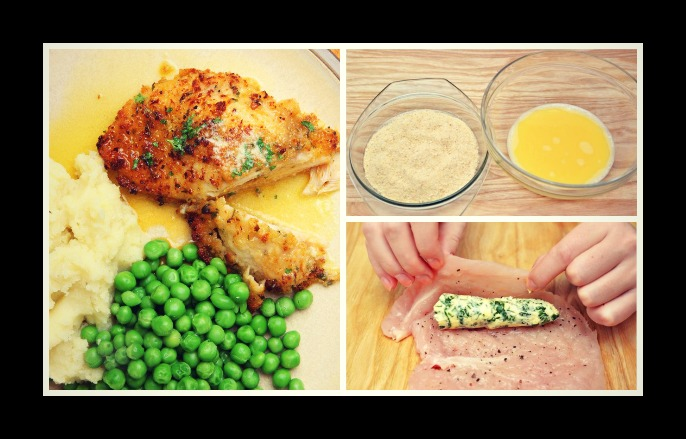 Εύκολη συνταγή για κοτόπουλο Κιέβου!