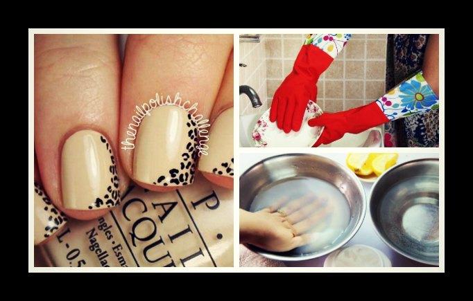 6 Αποτελεσματικοί τρόποι για να έχεις γερά νύχια!