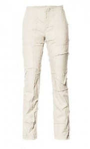 wide-legged pants