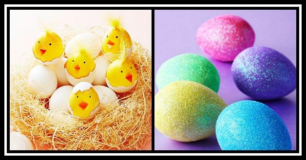15 Όμορφες προτάσεις για να βάψεις τα πασχαλινά αυγά!