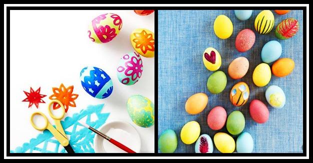 15 Ιδέες για να βάψεις τα αυγά για το Πάσχα!