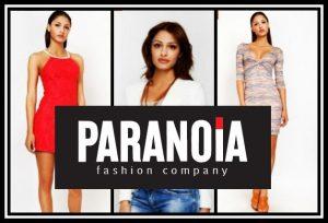 Καλοκαιρινή συλλογή Paranoia 2016