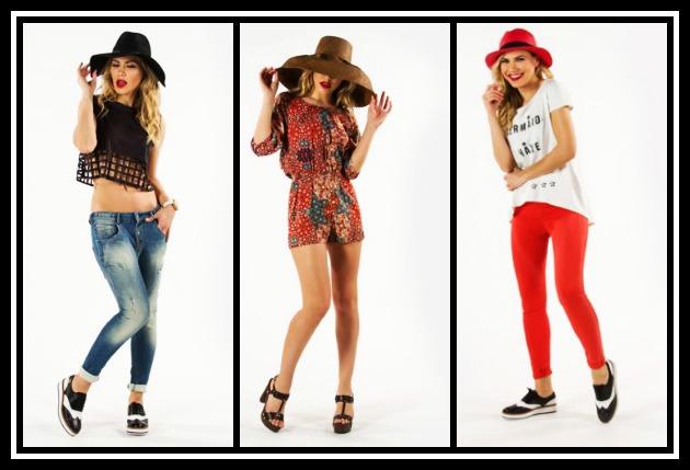 Γυναικεία ρούχα STAFF Jeans για άνοιξη-καλοκαίρι 2016