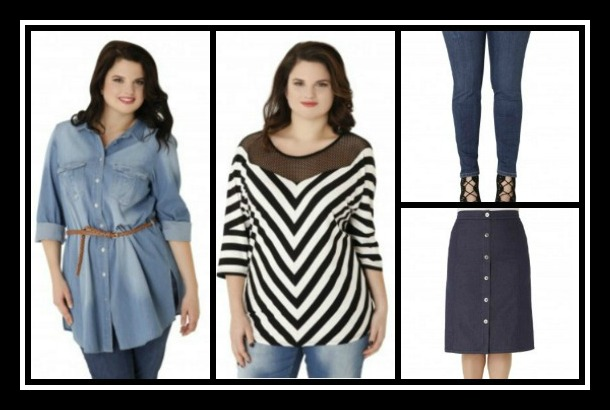 64cff281f5b2 Ανοιξιάτικα γυναικεία ρούχα σε μεγάλα μεγέθη Parabita 2016!