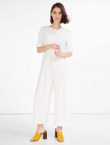01be67c52d60 Γυναικεία παντελόνια Zara Άνοιξη – Καλοκαίρι 2016. aspro gunaikeio  panteloni zara anoiksi 2016