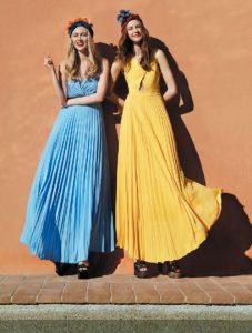 bright coloured dresses Toi&Moi