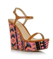 coloured wedges