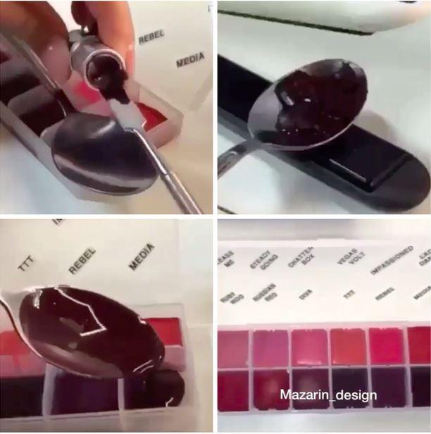 lipstick use