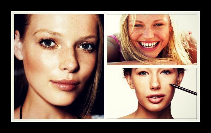 9 Συμβουλές μακιγιάζ για εσένα που έχεις φακίδες!