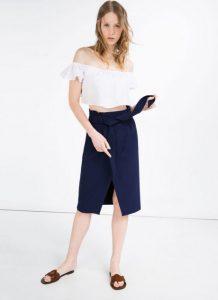 Συλλογή γυναικείων ρούχων Zara Άνοιξη – Καλοκαίρι 2016!  9fff3c3f8c6