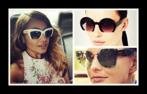 Γυναικεία γυαλιά ηλίου Miu Miu Άνοιξη - Καλοκαίρι 2016!