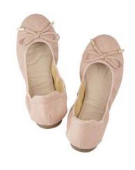 pink balerinas