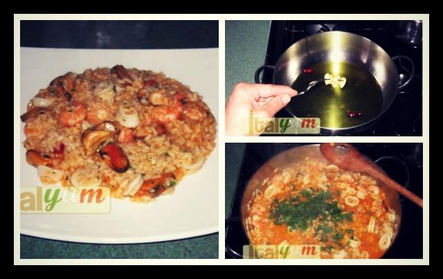 Εύκολη νηστίσιμη συνταγή για ριζότο θαλασσινών!