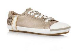 sneakers metallize