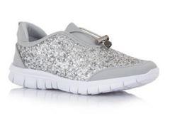 sneakers silvers