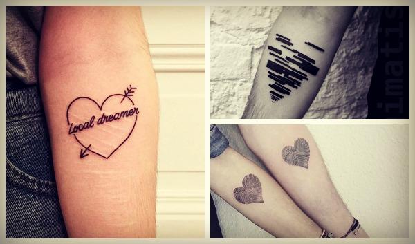 20+1 Γυναικεία τατουάζ με καρδιές!