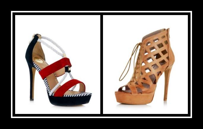 Γυναικεία παπούτσια Tsakiris Mallas καλοκαίρι 2016