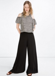 5b34e462903 Συλλογή γυναικείων ρούχων Zara Άνοιξη - Καλοκαίρι 2016! | ediva.gr