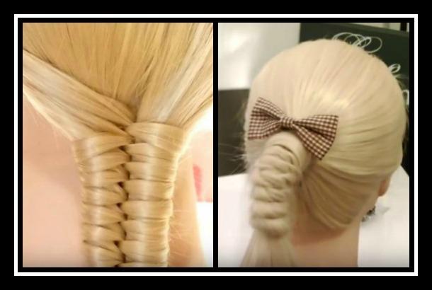 2 Εντυπωσιακά και εύκολα χτενίσματα για μακριά μαλλιά!