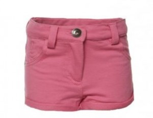 bubble gum shorts