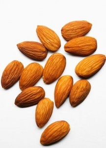 freezing nuts