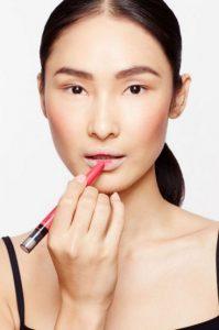 gradient lips tips