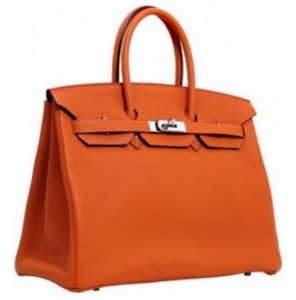 portokali tsanta Hermes Birkin