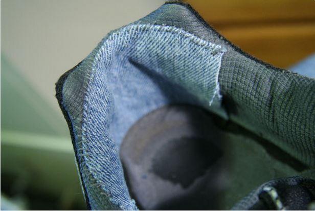 repair heel shoe