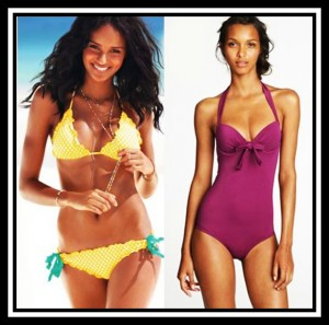 swimsuits and skin colour