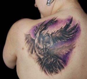 tatouaz ekptotos aggelos