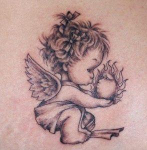 tattoo moro aggelos