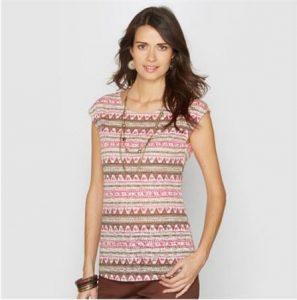 Η La Redoute διαθέτει μια ποικιλία από μπλούζες διαφόρων εταιρειών. Μπορείς  να βρεις προϊόντα της Adidas 96c586dd02a