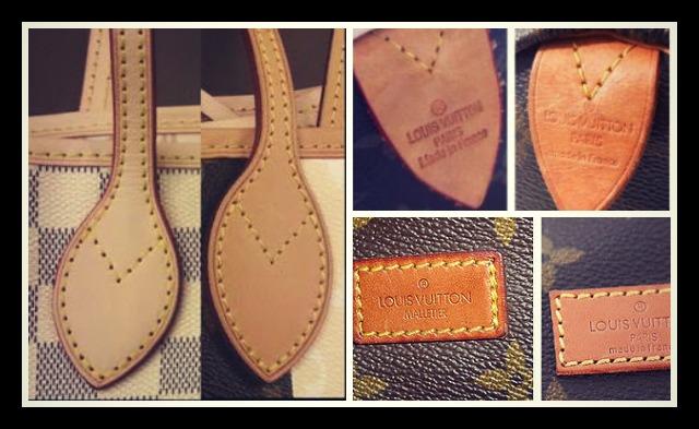 Πως να ξεχωρίσεις μια αυθεντική Louis Vuitton τσάντα!  a26a68a9896